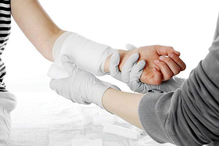 درمان زخم ناشی از بریدگی چقدر زمان می برد؟
