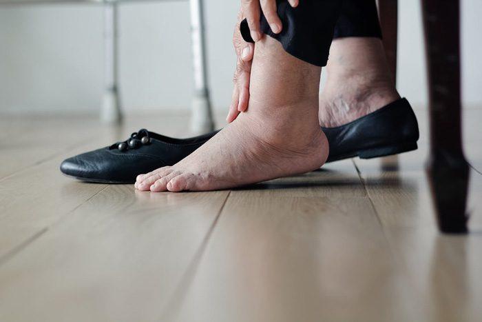 دیابت و پاها