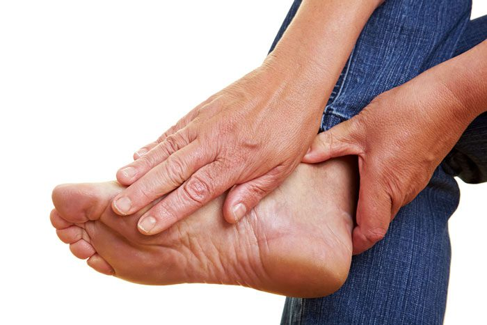 مراقبت مناسب از پا در دیابت بسیار مهم است