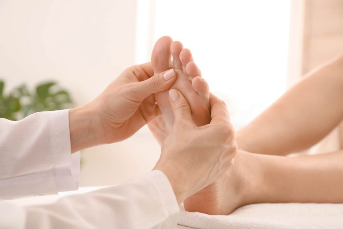 نحوه مراقبت از پای دیابتی